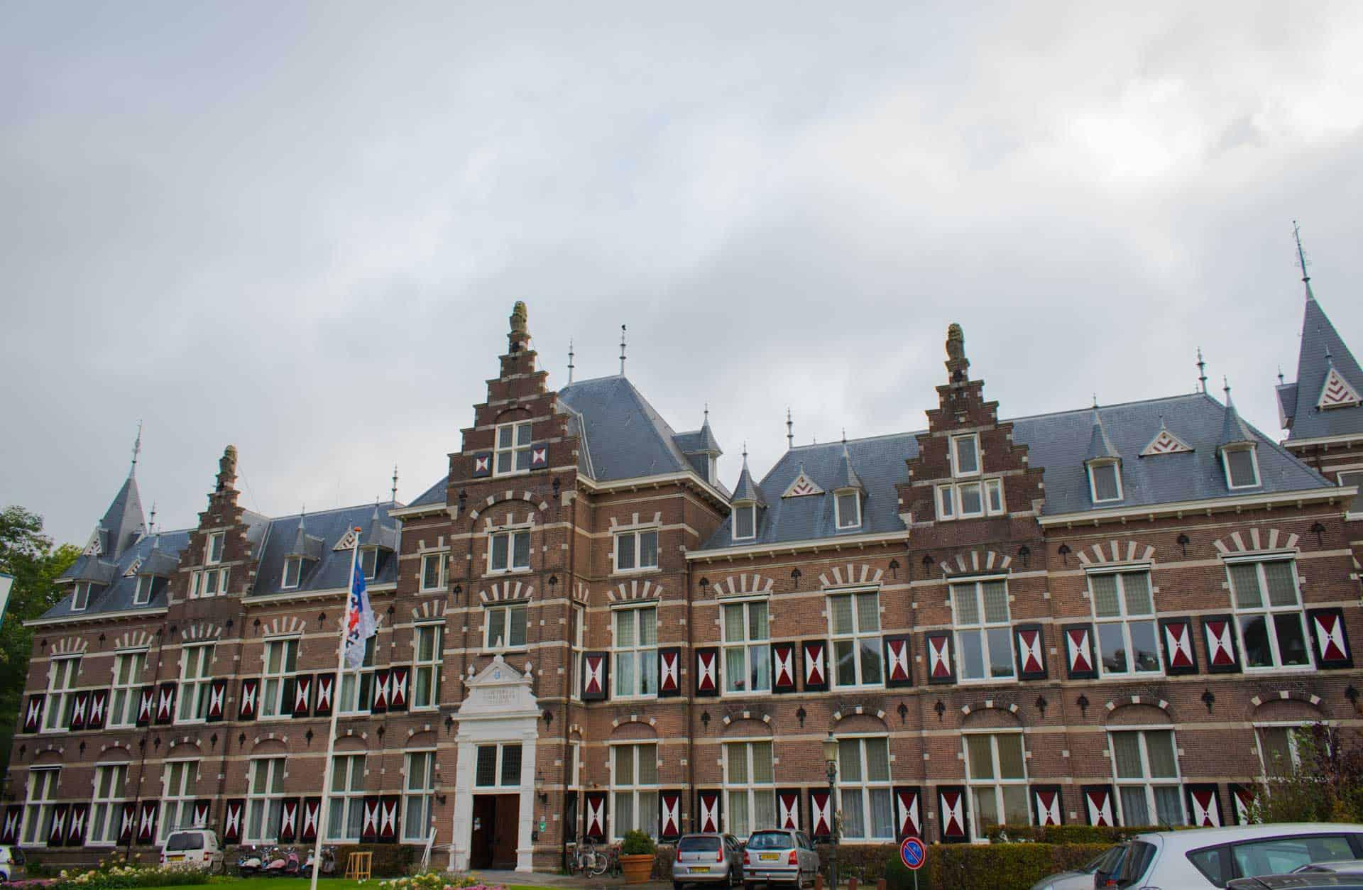 KeiTV website - Sint Pieters- en Bloklands Gasthuis - Amersfoort