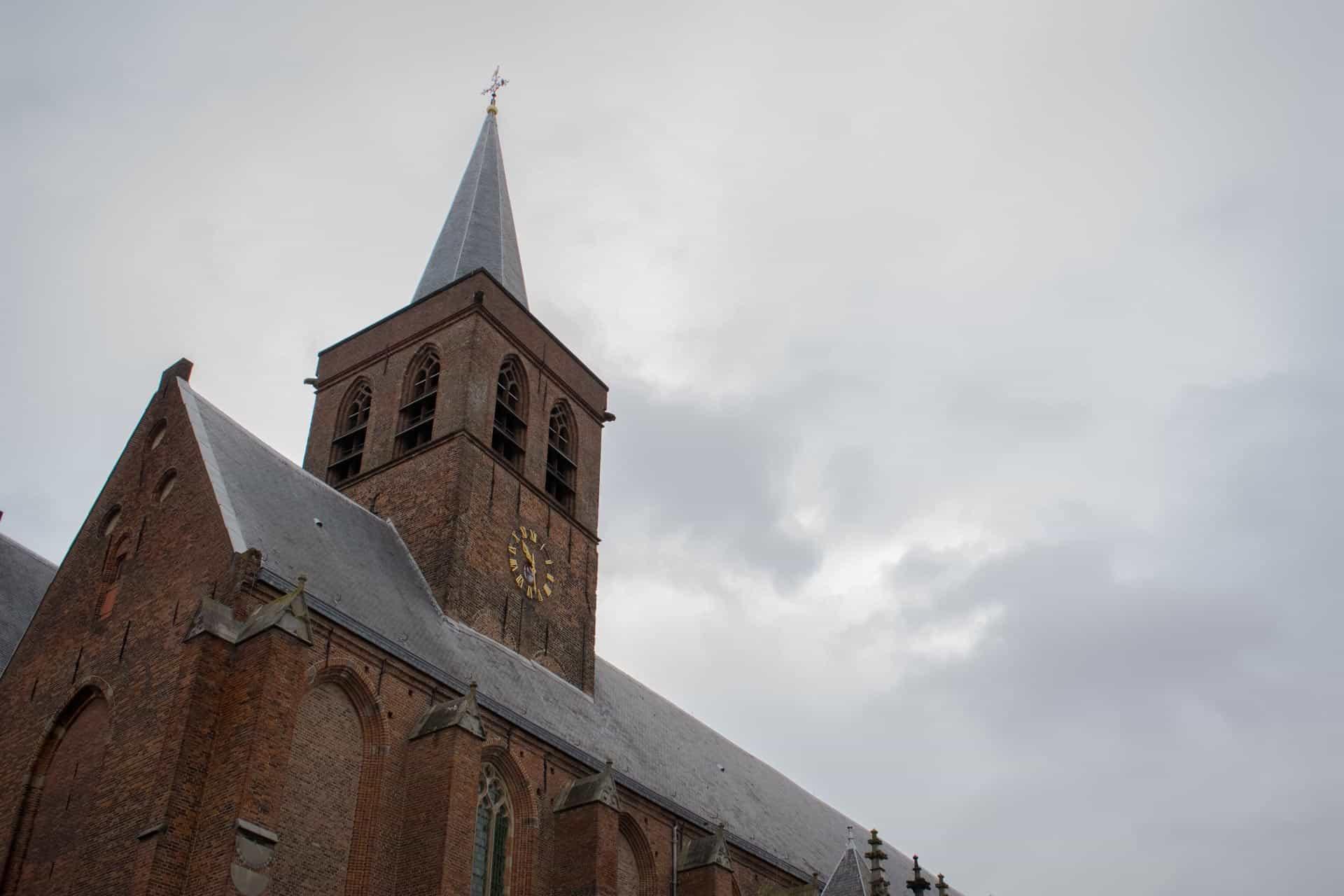 KeiTV website - Sint-Joriskerk - Amersfoort