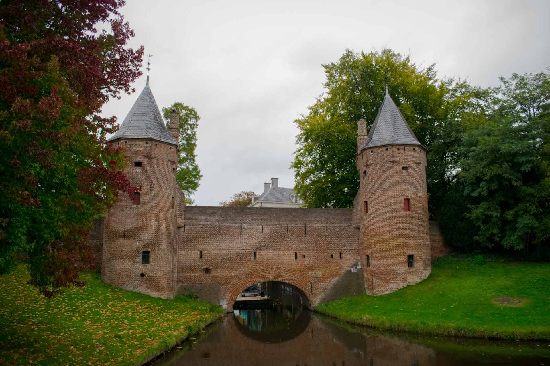 KeiTV website - Monnikendam (waterpoort) - Amersfoort