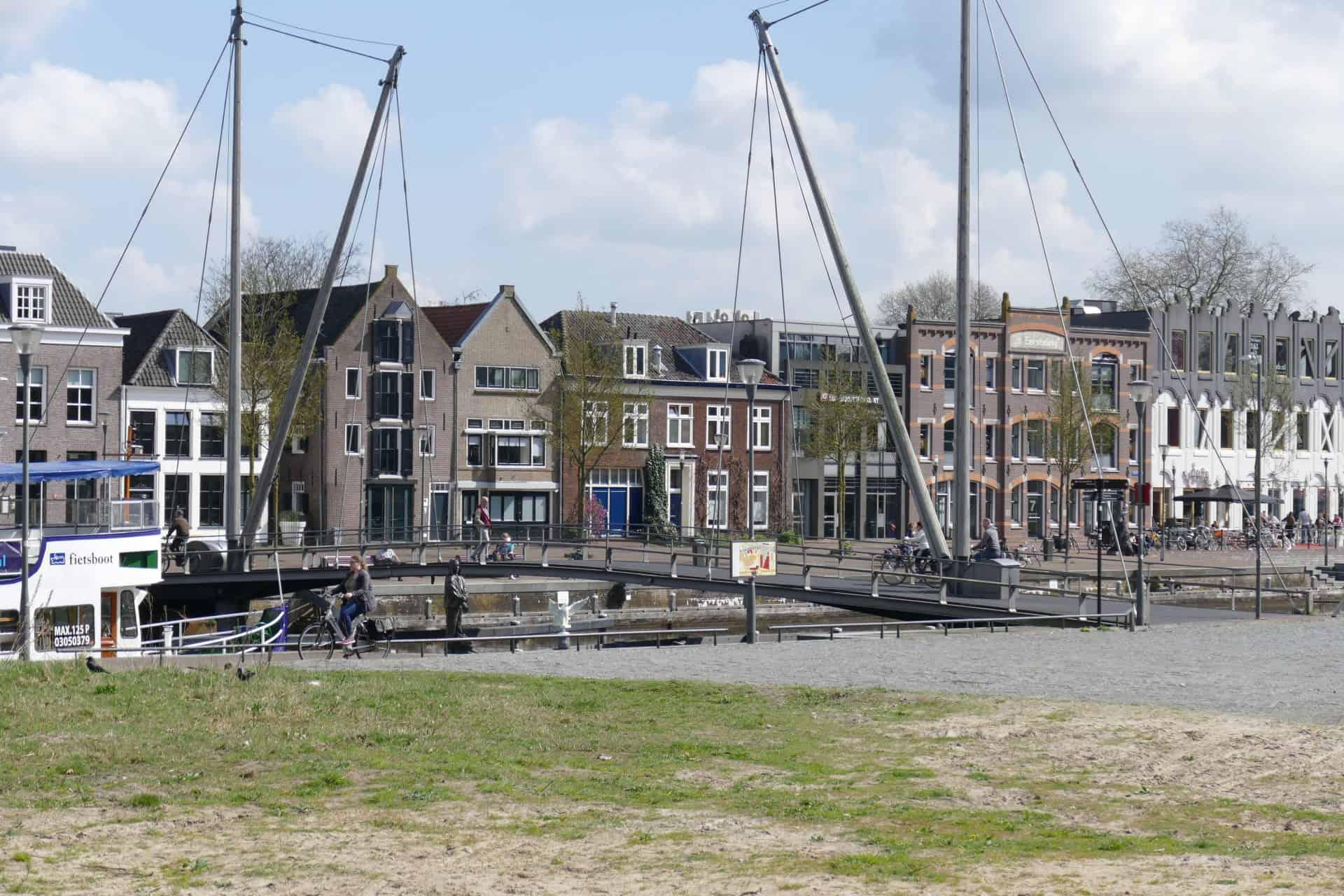 KeiTV website - Brug Eemhaven/Eemplein - Amersfoort
